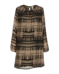 Souvenir Clubbing - Black Short Dress - Lyst
