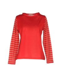Knit Knit Red T-shirt