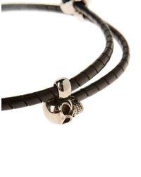 Alexander McQueen - Brown Bracelet - Lyst