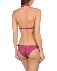 Marzia Genesi Sea - Red Bikini - Lyst