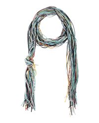 Missoni - Blue Necklace - Lyst