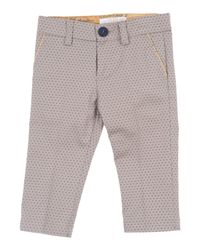 Alviero Martini 1A Classe - Gray Casual Pants for Men - Lyst