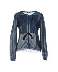 Valentino Blue Sweater