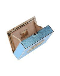 Anya Hindmarch Blue Handbag