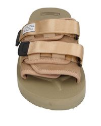 Suicoke - Natural Sandals - Lyst