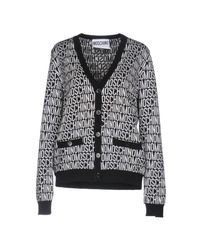 Moschino Couture - Black Cardigan - Lyst