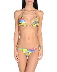 Moschino - Yellow Bikini - Lyst