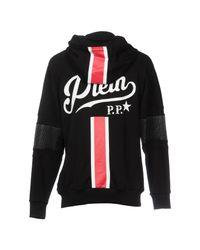 Philipp Plein - Black Sweatshirt for Men - Lyst