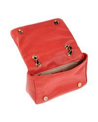 Ab Asia Bellucci - Red Shoulder Bag - Lyst