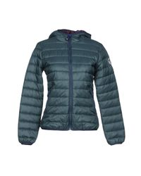 North Sails - Green Synthetic Down Jackets - Lyst