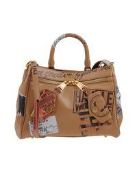 Moschino - Brown Handbag - Lyst