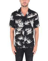AllSaints Black Shirt for men