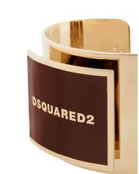 DSquared² - Brown Bracelet - Lyst