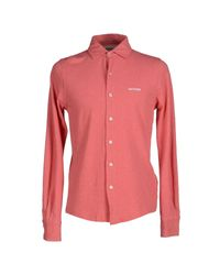 Roy Rogers Pink Shirt for men