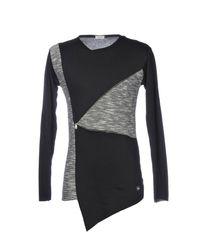 X-cape - Black T-shirt for Men - Lyst
