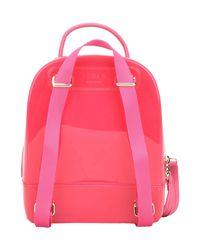 Furla - Pink Backpacks & Fanny Packs - Lyst