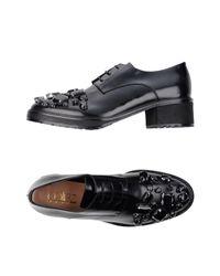 Coliac - Black Lace-up Shoes - Lyst