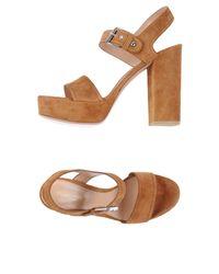 Gianvito Rossi - Multicolor Sandals - Lyst