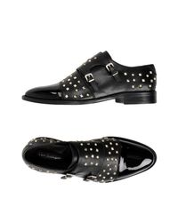 The Kooples - Black Loafer - Lyst