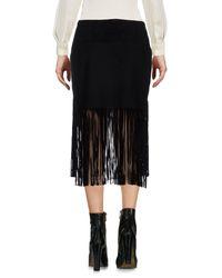 Muubaa - Black Mini Skirt - Lyst