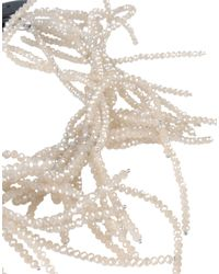 Brunello Cucinelli - Natural Necklace - Lyst