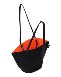 Leghilà - Black Shoulder Bag - Lyst
