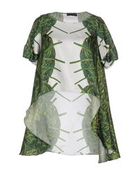 Jo No Fui - Green Blouse - Lyst