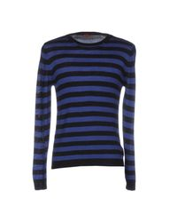 Barena - Blue Sweater for Men - Lyst
