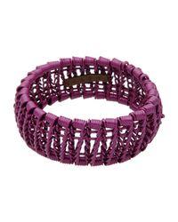 Marni   Purple Bracelet   Lyst