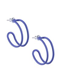 Marc By Marc Jacobs - Blue Earrings - Lyst