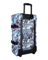 Eastpak | Blue Wheeled Luggage | Lyst