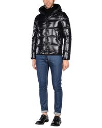 Duvetica   Black Down Jacket for Men   Lyst