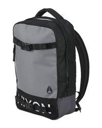 Nixon - Gray Backpacks & Fanny Packs for Men - Lyst