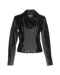 POP COPENHAGEN - Black Jacket - Lyst