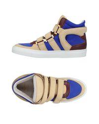 Louis Leeman Natural High-tops & Sneakers for men