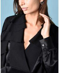 Jolie By Edward Spiers - Black Earrings - Lyst
