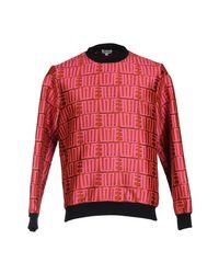 KENZO - Pink Sweatshirt for Men - Lyst
