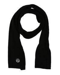 North Sails - Black Oblong Scarf - Lyst