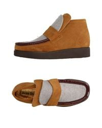 Acne - Brown Loafer - Lyst