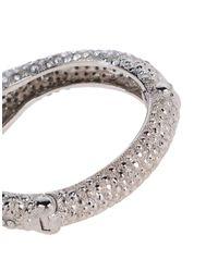 Roberto Cavalli - White Bracelet - Lyst