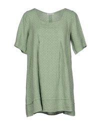 Saint Tropez Green Blouse