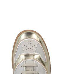 Maison Margiela - Gray High-tops & Sneakers - Lyst