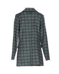 Cheap Monday - Green Coat - Lyst