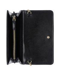 MSGM - Black Wallet - Lyst