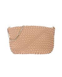Patrizia Pepe - Natural Cross-body Bag - Lyst