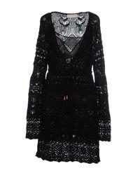 Emilio Pucci - Black Short Dress - Lyst