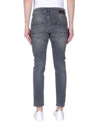 2W2M - Blue Denim Pants for Men - Lyst