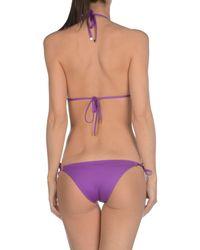 DSquared² - Purple Bikinis - Lyst