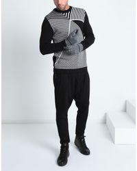 Pierre Darre' - Gray Gants for Men - Lyst