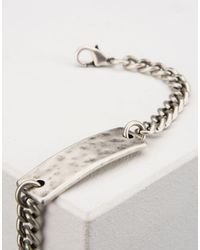 Pierre Darre' - Metallic Bracelet for Men - Lyst